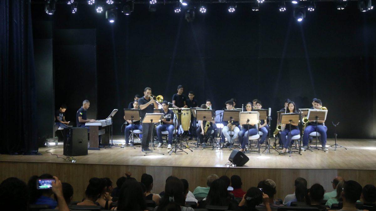 Prefeitura inicia oficinas de música, teatro e dança no Centro Cultural de Parauapebas