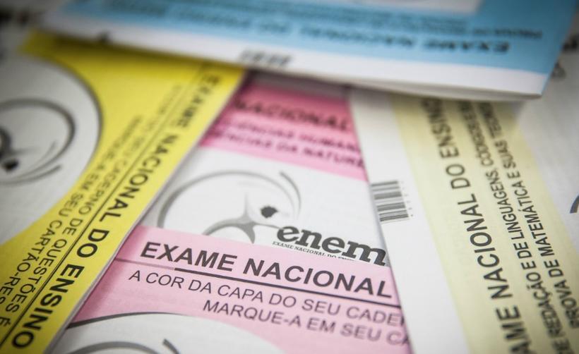 Prazo para pedir isenção no Enem começa nesta segunda (2)