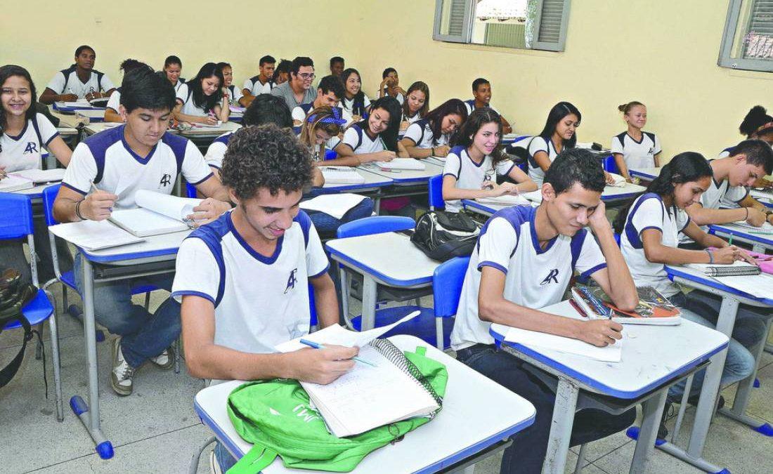 Ano letivo para alunos da rede estadual de ensino começa hoje (3)