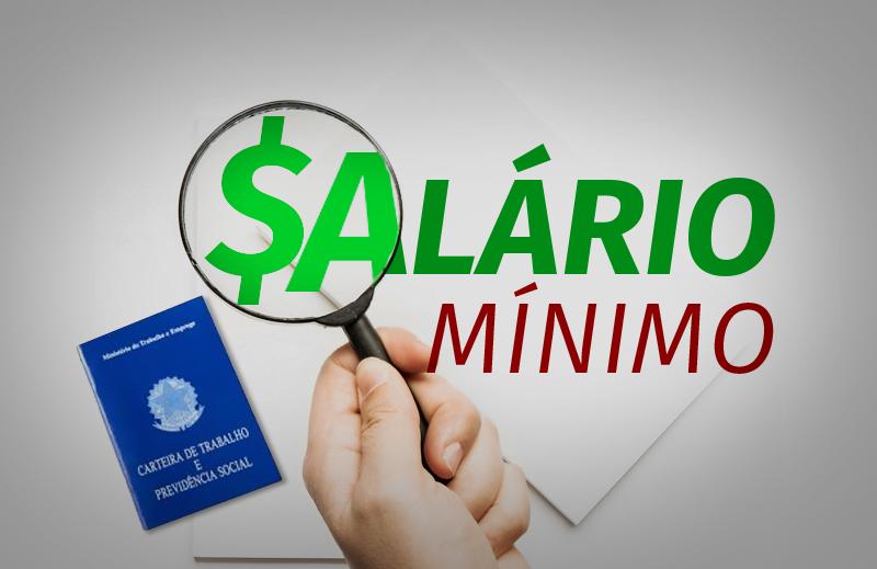Salário mínimo de 2020 deve ter aumento sem ganhos acima da inflação.