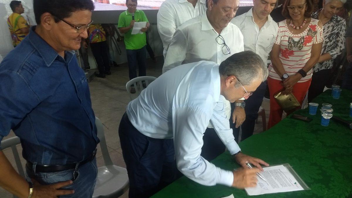 Vale e Prefeitura de Marabá celebram convênio para reforma de escolas e preservação do patrimônio histórico da cidade