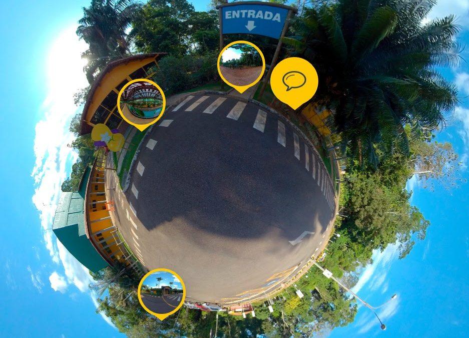 Tour virtual pelo Parque Zoobotânico Vale de Carajás