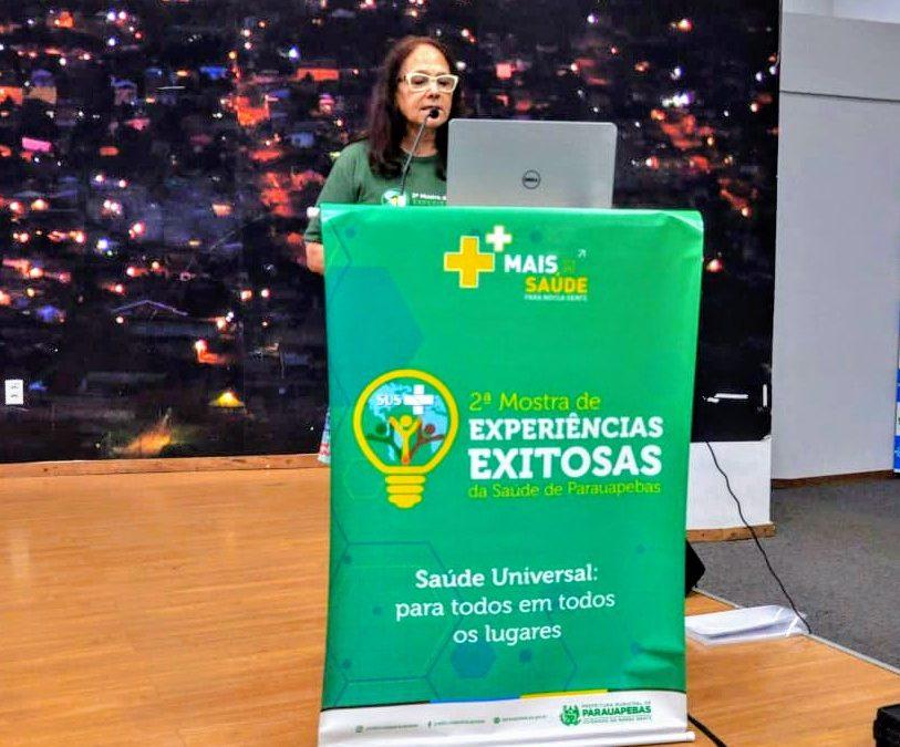 Secretaria de Saúde de Parauapebas realiza II Mostra de Experiências Exitosas da Saúde