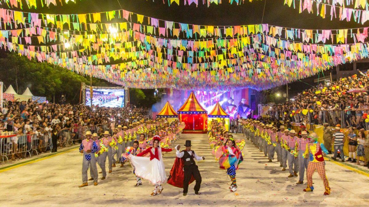Quadrilha Junina de Parauapebas representa o Pará em concurso nacional