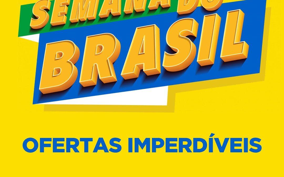 'Semana do Brasil' começa nesta sexta com promoções especiais em Parauapebas