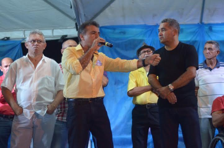 Mais de 3 mil pessoas ouvem propostas de Gesmar Rosa em Itupiranga