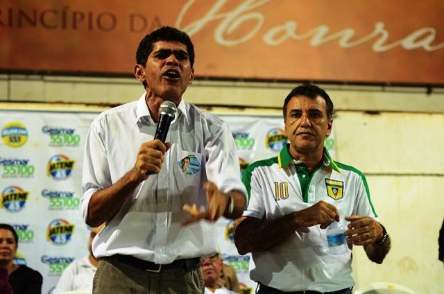 Esportistas de Parauapebas declaram apoio à candidatura de Gesmar