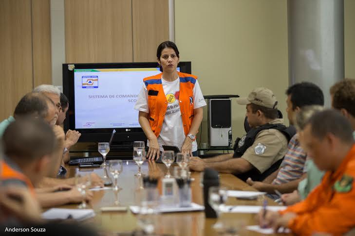 Reuniões definem organização do simulado de desastres em Parauapebas