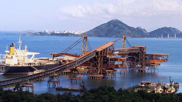 Queda do preço do minério faz Vale ter prejuízo de R$ 4,761 bi no 4º trimestre
