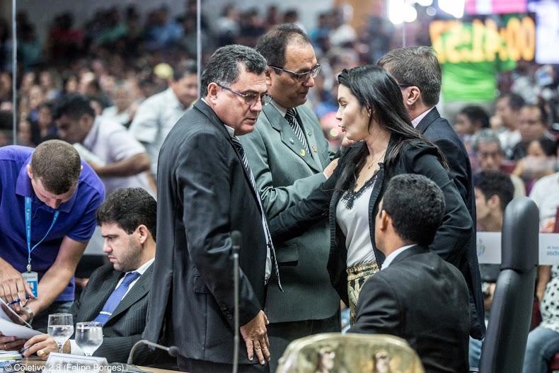 Câmara rejeita denúncia contra vereadores de oposição