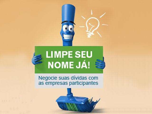 Feirão Serasa dá oportunidade para consumidores renegociares duas dívidas