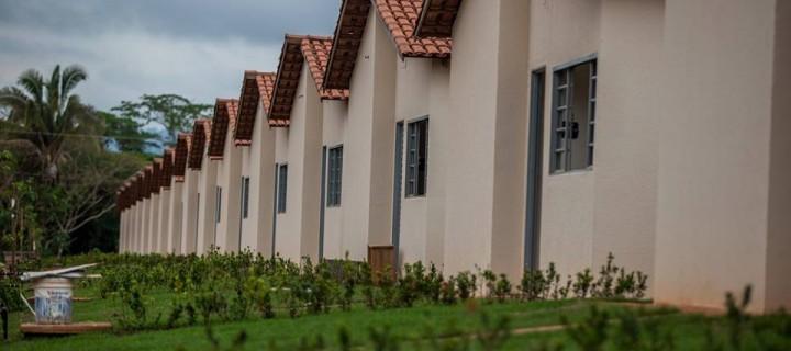 Secretaria de Habitação realiza visita dos futuros moradores ao Residencial Vale do Sol