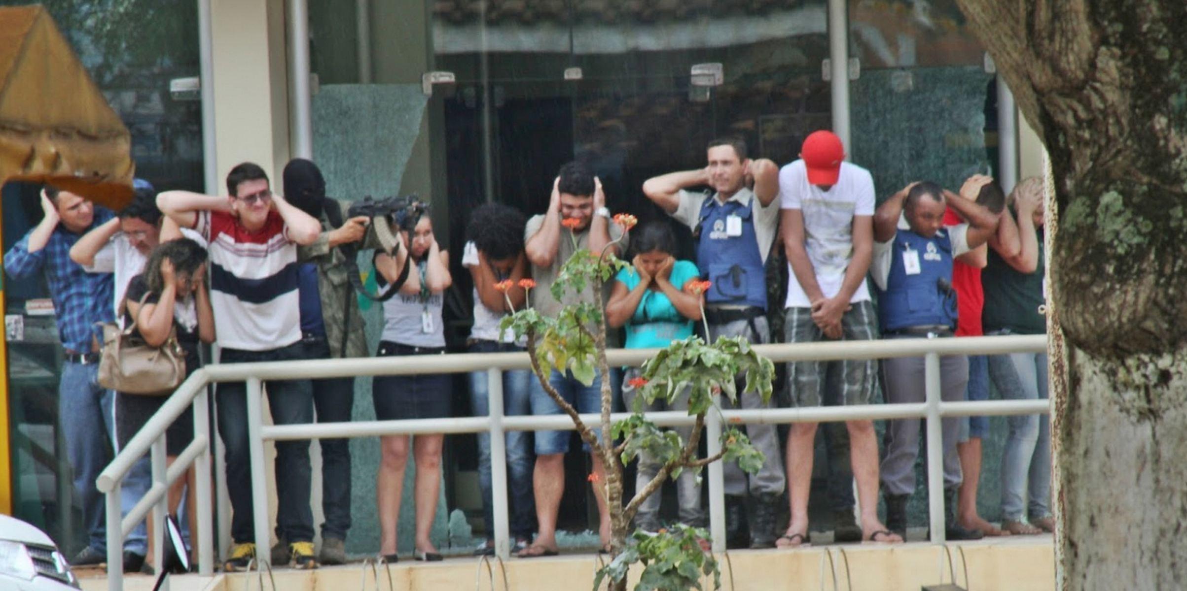 Polícia continua buscas a assaltantes de bancos em Uruará