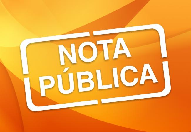 Conselheiro Titular CFMHIS  emite nota a repudio presidente do Conselho Municipal de Habitação de Parauapebas