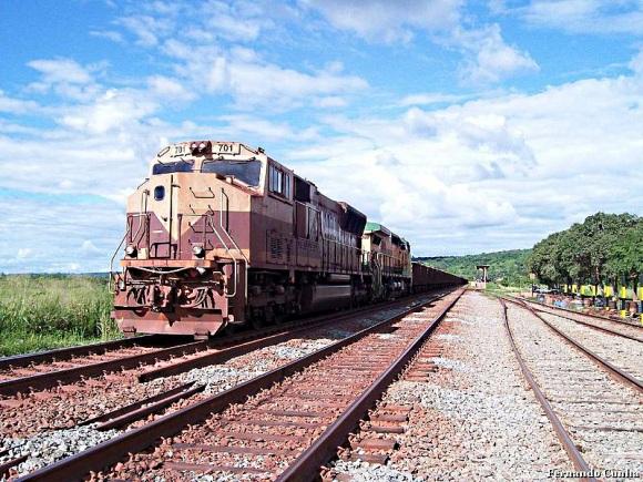 Justiça Federal suspende licença para duplicação da Ferrovia Carajás