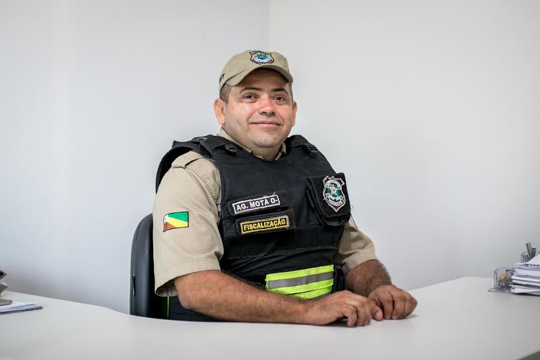 Glauber Mota assume o comando do DMTT em Parauapebas