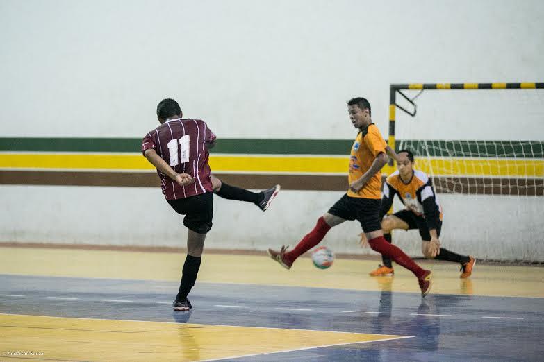 Final do Campeonato Municipal de Futsal, 1ª e 2ª Divisão, acontece neste sábado (22)