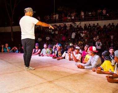 Semana da Cultura: Parauabreak reúne b-boys de todo o país e premia melhores do hip hop