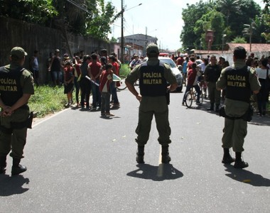 Pará tem 120 policiais assassinados em 5 anos