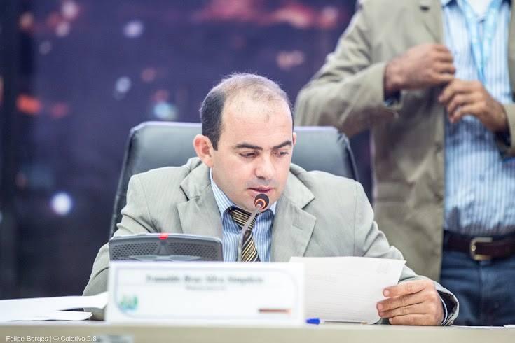 Vereador Braz sugere nome de Evaldo ao hospital regional