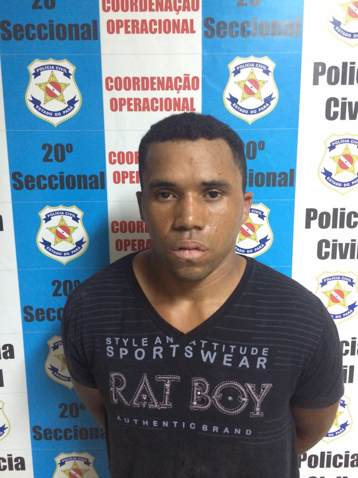 Parauapebas : Policia Civil prende estrupador do retrato falado