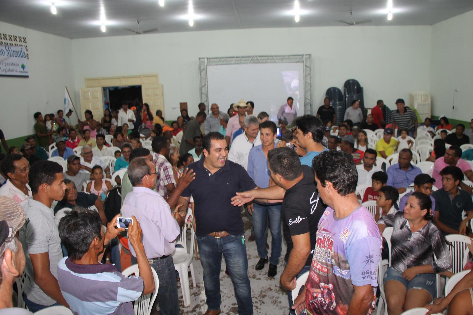 Democratas de Curionópolis realiza megaconvenção e lança Adonei como pré-candidato a prefeito
