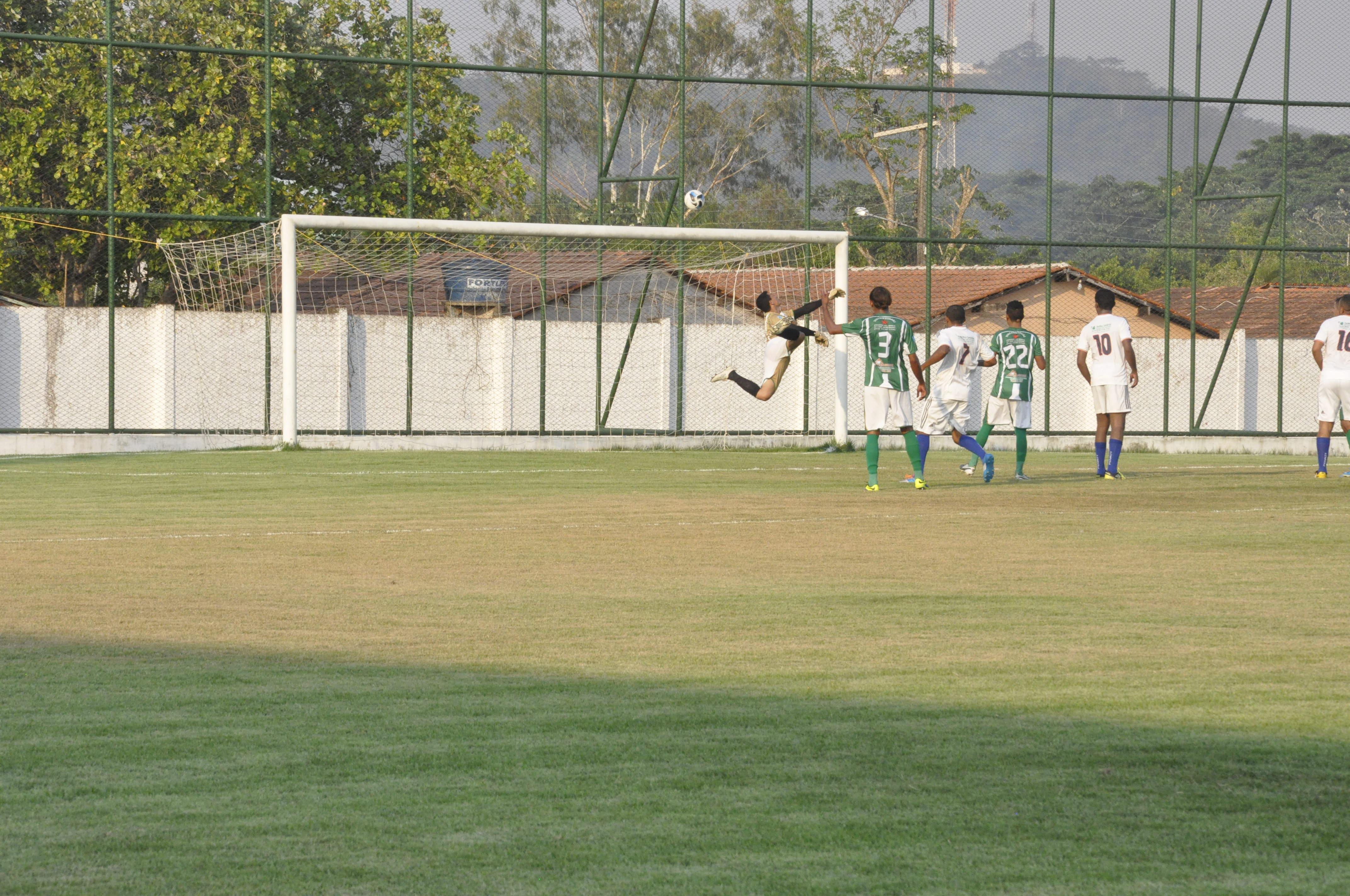 Futebol:  Campeonato Municipal