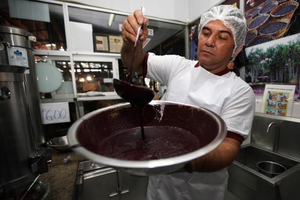 Pará quer verticalizar a indústria do açaí para gerar emprego e renda