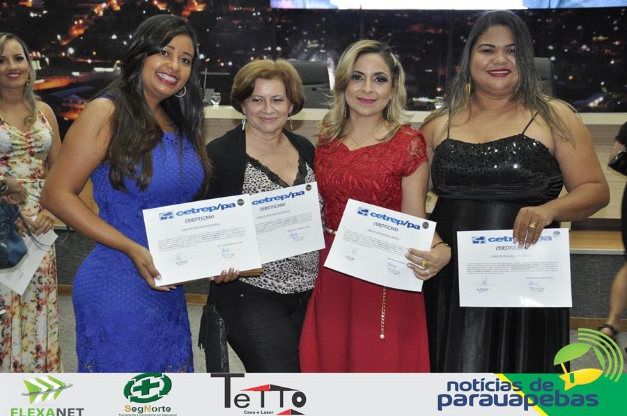 CETREP/PA: Entrega de certificados para corretores de Parauapebas