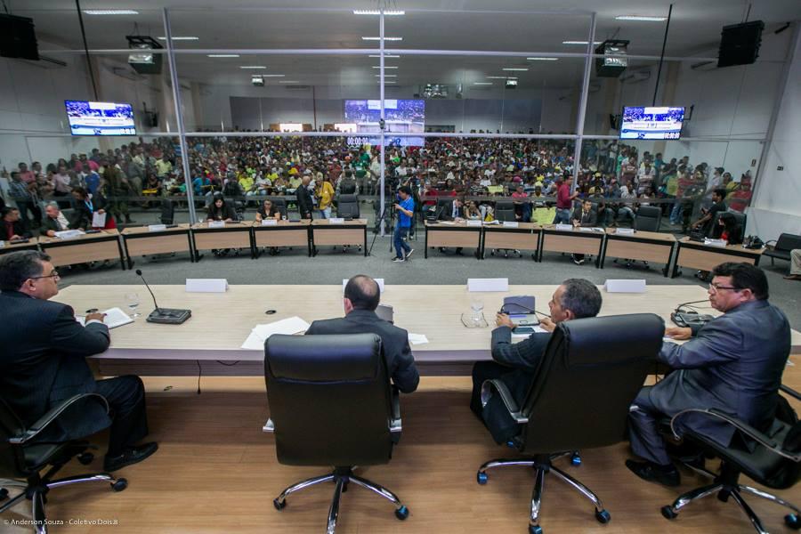 Pauta da sessão ordinária de hoje na Câmara Municipal de Parauapebas