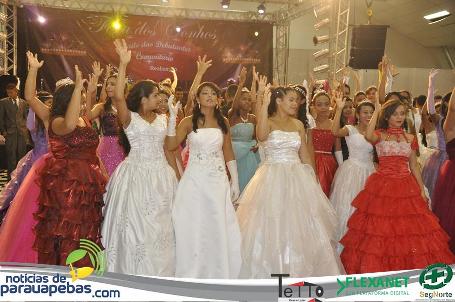 I Baile Coletivo de Debutantes de Parauapebas