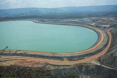 Mineradora Vale verifica 115 barragens depois de acidente da Samarco