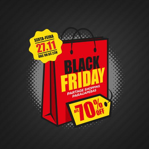 Black Friday promete antecipar as vendas de Natal do Partage Shopping Parauapebas