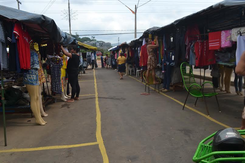 Nasce em Parauapebas  Novo Centro Popular de Compras