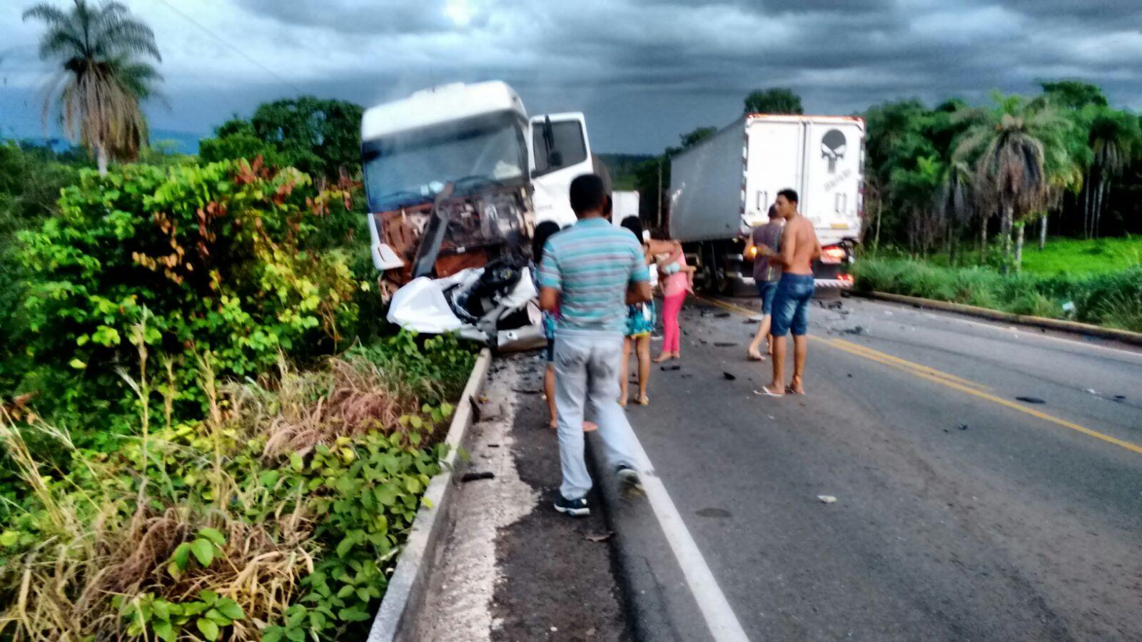 Prefeito de Redenção morre em acidente na rodovia PA-287