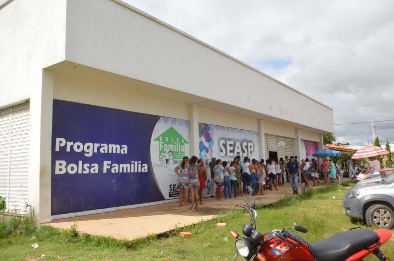 Marabá: Bolsa Família injeta R$ 2,6 milhões por mês na economia local