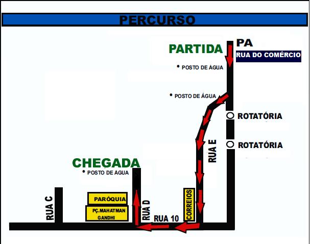 Ultimo dia: Inscrições para a XII Corrida e I Caminhada de São Sebastião seguem até hoje (19)