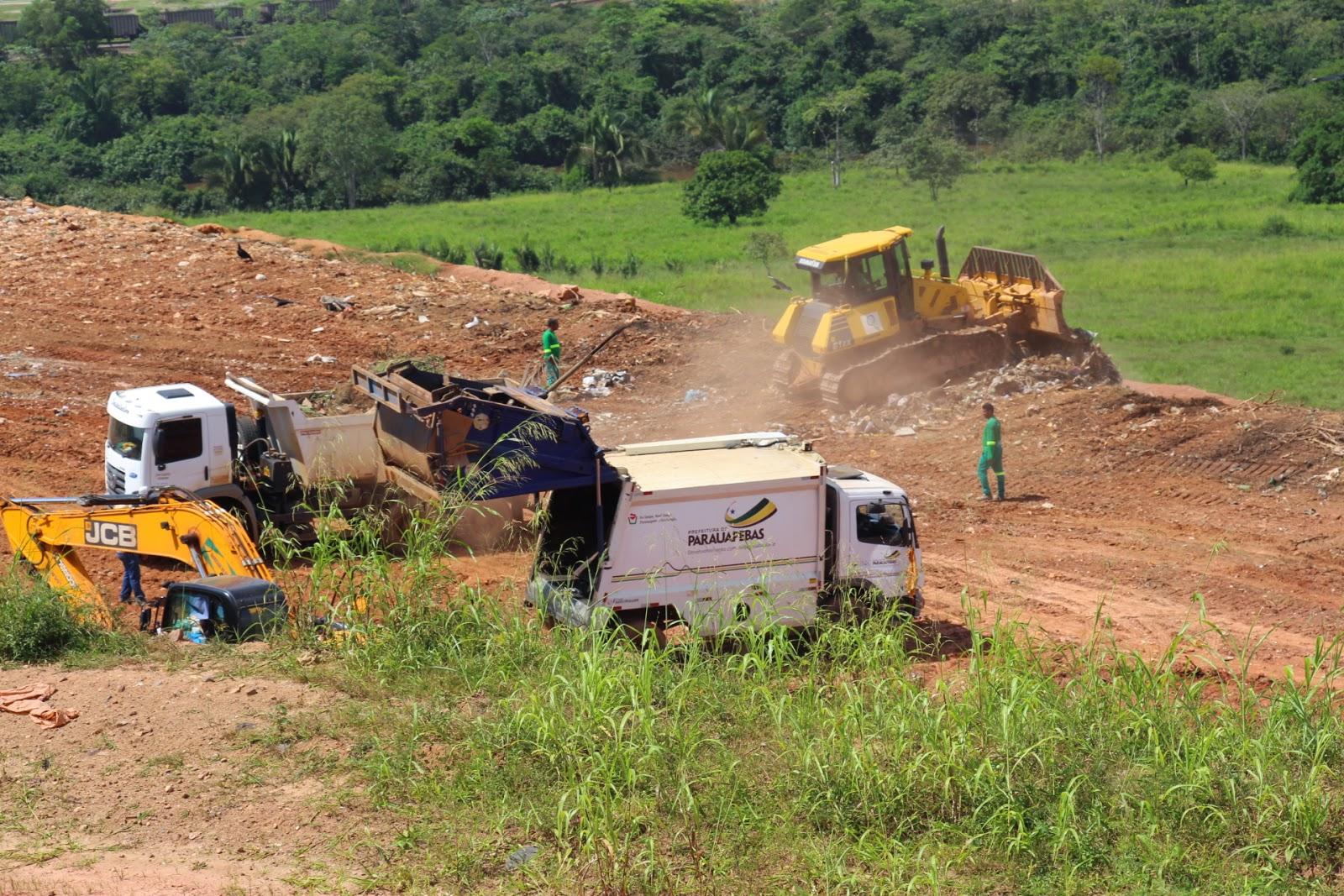 Parauapebas irá investir R$3,6 milhões na readequação do Lixão