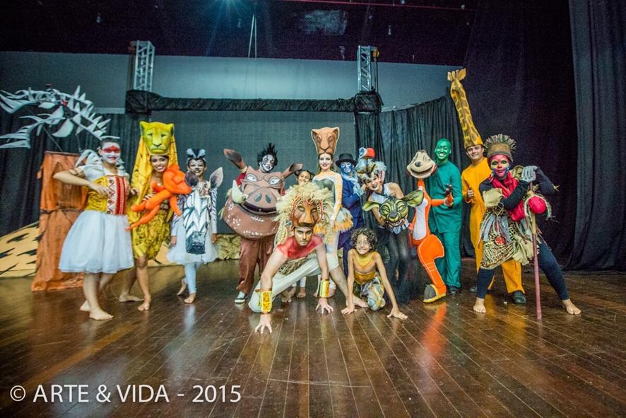 Associação de Teatro de Parauapebas comemora um ano de fundação