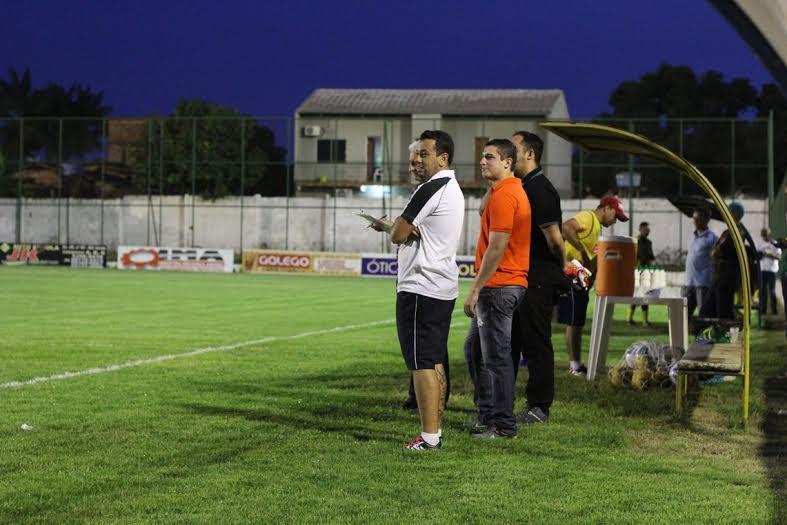 Diretoria do Parauapebas Futebol Clube realiza seletiva com jogadores amadores