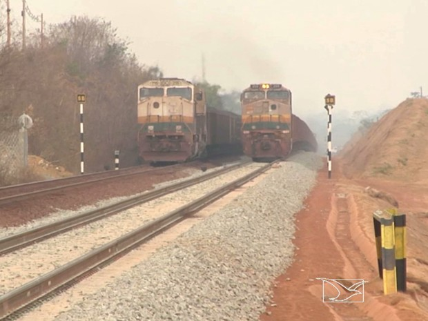 Policia do Maranhão tenta combater crimes na Estrada de Ferro Carajás
