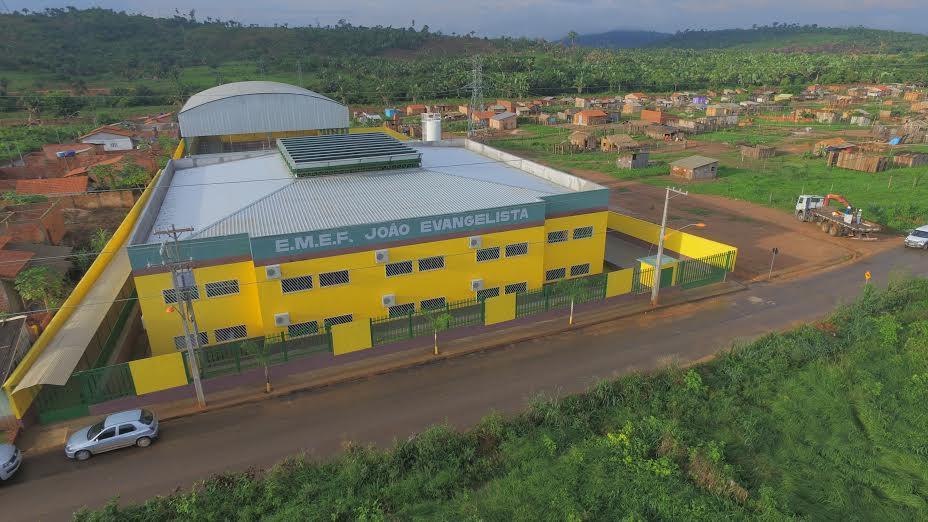 Palmares Sul ganha nova escola de ensino fundamental, hoje (21)