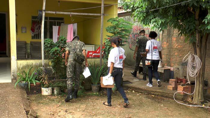 Marabá: Exército e Semsur reiniciam hoje combate ao Aedes aegypti
