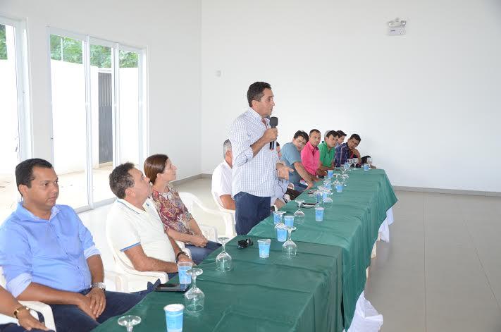 Lideranças do PMDB do sul e sudeste do Pará participam de encontro em Canaã