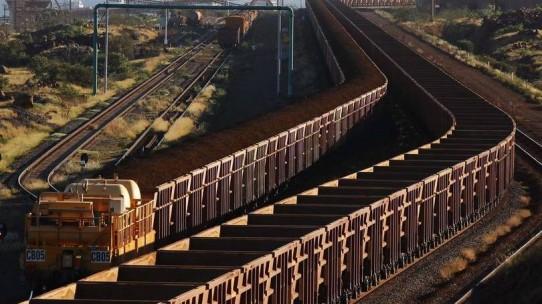 Vale fecha contrato de US$ 362 Mi para transporte de minério de ferro