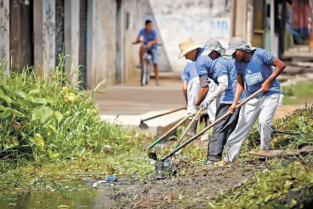 Pará tem déficit carcerário de cinco mil vagas