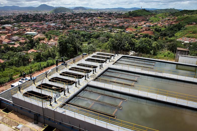 Saaep realiza limpeza nos reservatórios de água da cidade