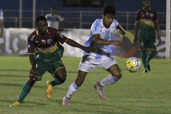 6 x 0: Parauapebas é goleado pelo Londrina na Copa do Brasil