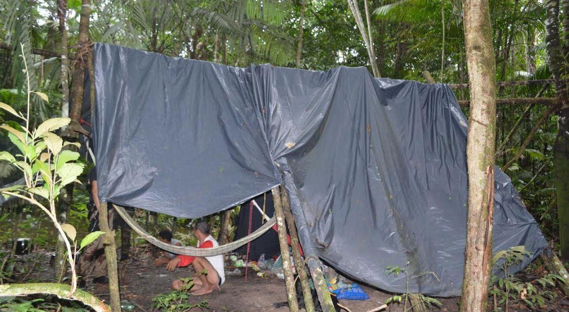 Policia Federal prende caçadores ilegais em reserva indígena em Marabá