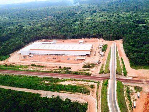 Correias Mercúrio está preste a entrar em operação em Marabá